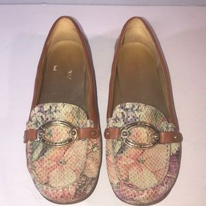 Anne Klein Mukticolored loafers shoes